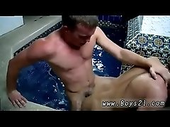 Full length movies of gay navy man sex Jacob howls with pain and