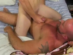 twink gets to be fucked silly from the back