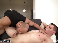 Cum Fun Scene 1 featuring Peter One and Tomm - BROMO