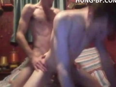 Twinks Bareback Breeding early in the morning