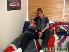 Twink gay couple hot latin teen boy with