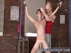 Gay suits in bondage Twink guy Jacob
