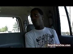 Blacks On Boys - Interracial Gay Hardcore Bareback Fuck Video 09