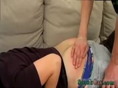 Gay twink erection spanking and boys